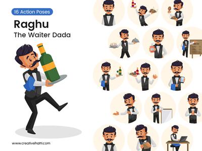 Raghu – The Waiter Dada Vector Bundle