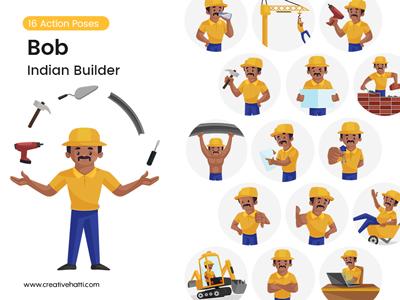 Bob – The Indian Builder Vector Bundle