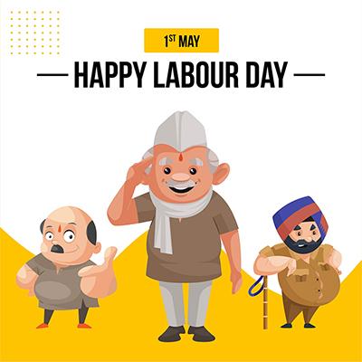 Happy labour day banner design-02 small