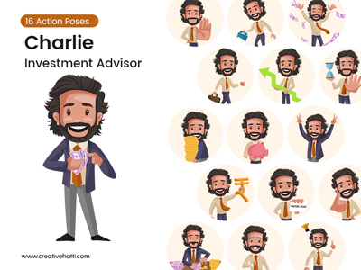 Charlie – The Indian Investment Advisor Vector Bundle