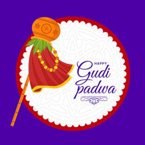 Banner Design Template Of New Year Gudi Padwa- 16 small