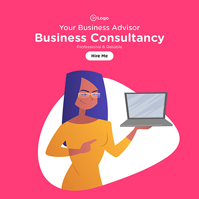 Business consultancy your business advisor banner
