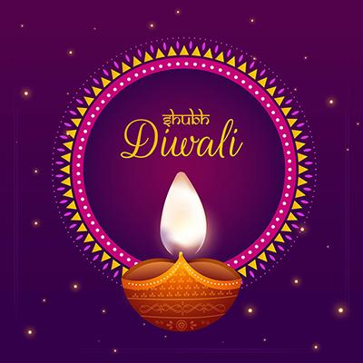 Banner design for happy diwali 2 small