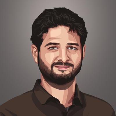 Dustin Moskovitz American Internet Entrepreneur Vector Illustration