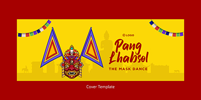 Cover page template of Pang Lhabsol