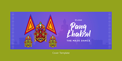 Pang Lhabsol cover page template